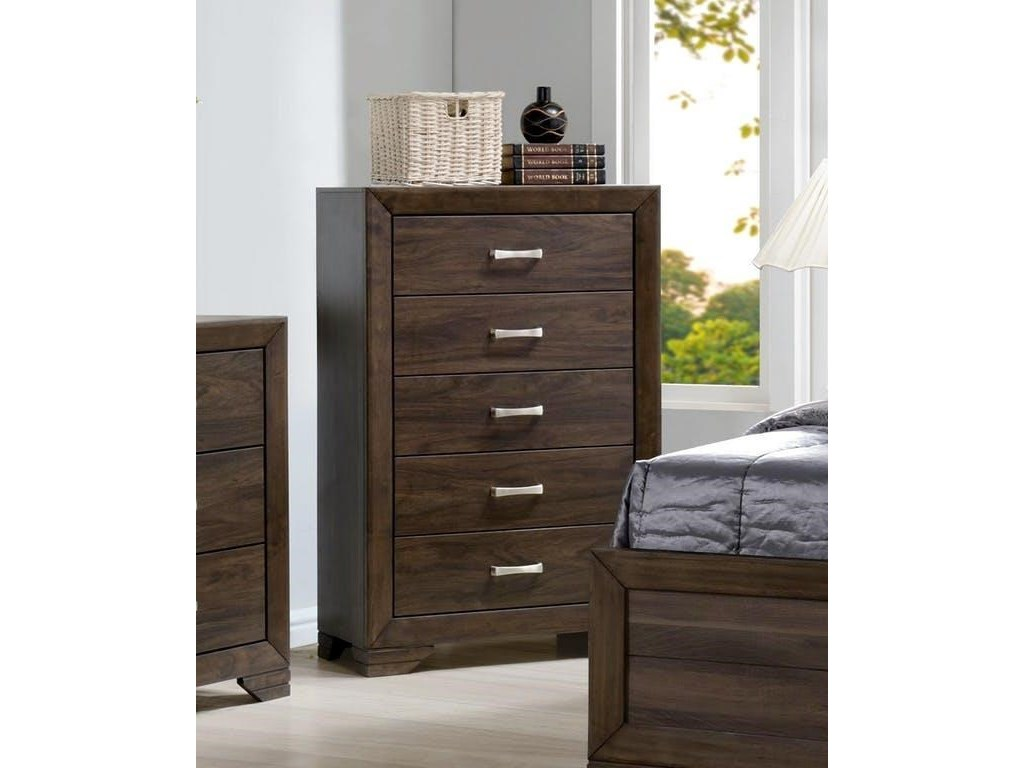 Bernards Asheville MangoDresser