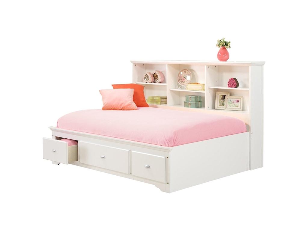Bernards BrookeFull Lounge Bed