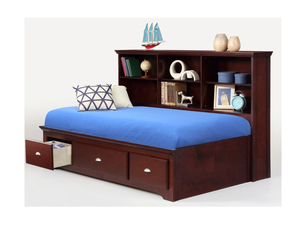 Bernards EthanFull Lounge Bed