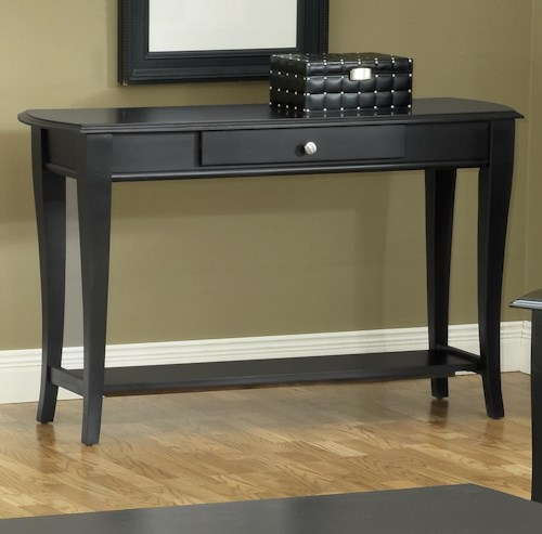 28993 Broadway Sofa Table with Drawer and Shelf