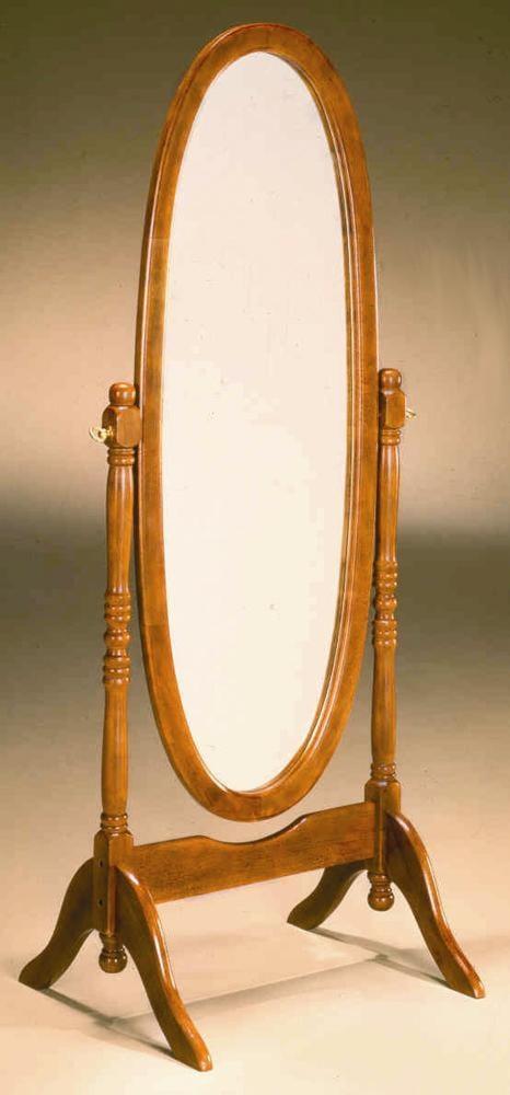Bernards Mirrors Traditional Cheval Mirror