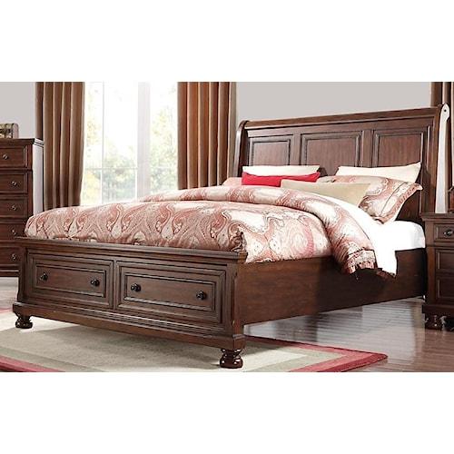 28993 prescott queen bed furniture fair north carolina for I furniture home fair