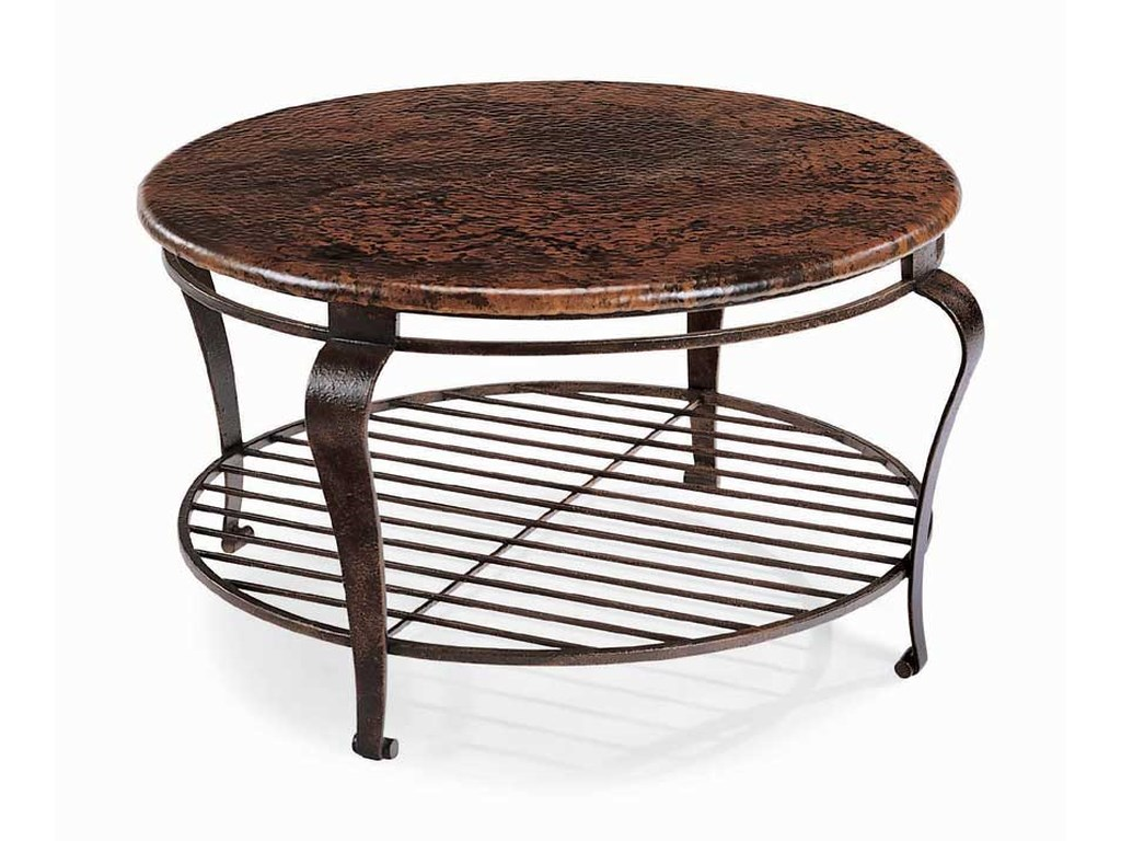 Bernhardt ClarkRound Cocktail Table