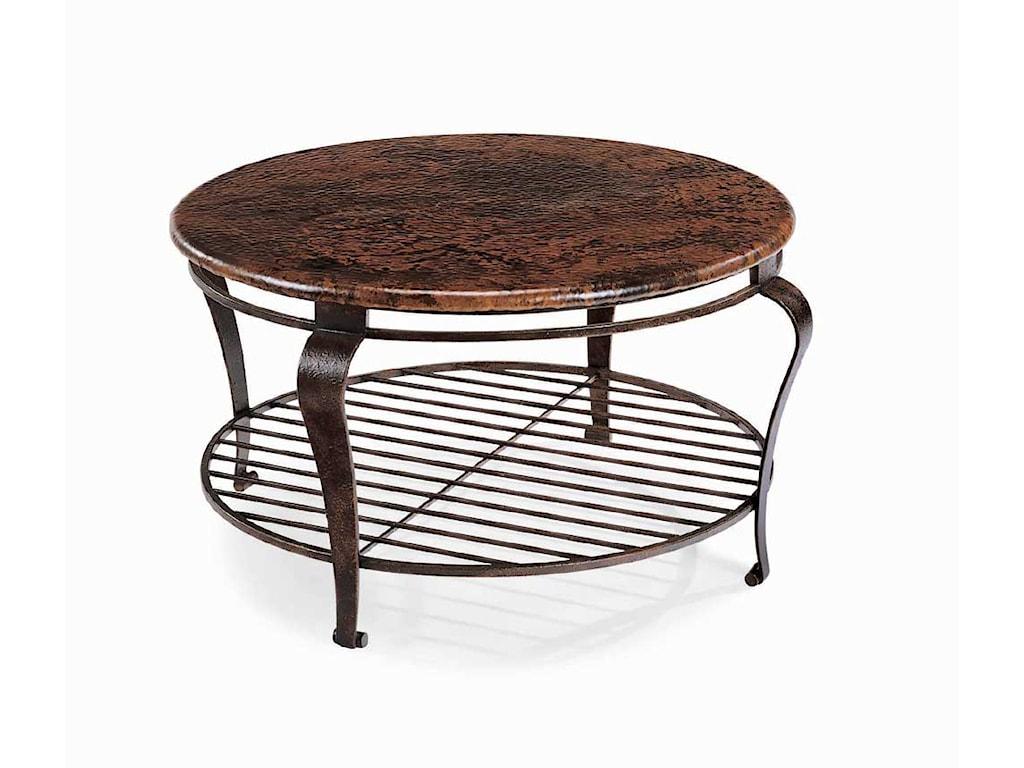 Bernhardt ClarkRound Cocktail Table