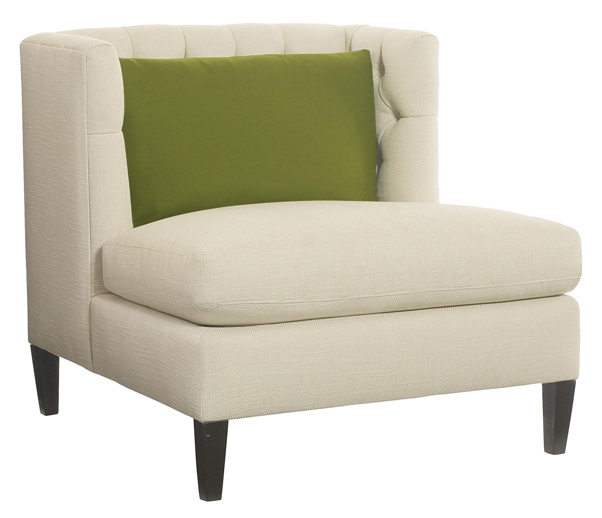 Bernhardt Abbey Armless Chair