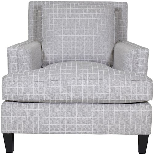 Bernhardt Addison Casual Styled Chair