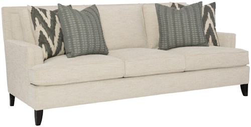 Bernhardt Addison Casual Styled Sofa