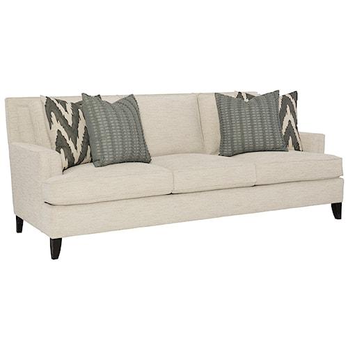 Bernhardt Addison Casual Styled Sofa