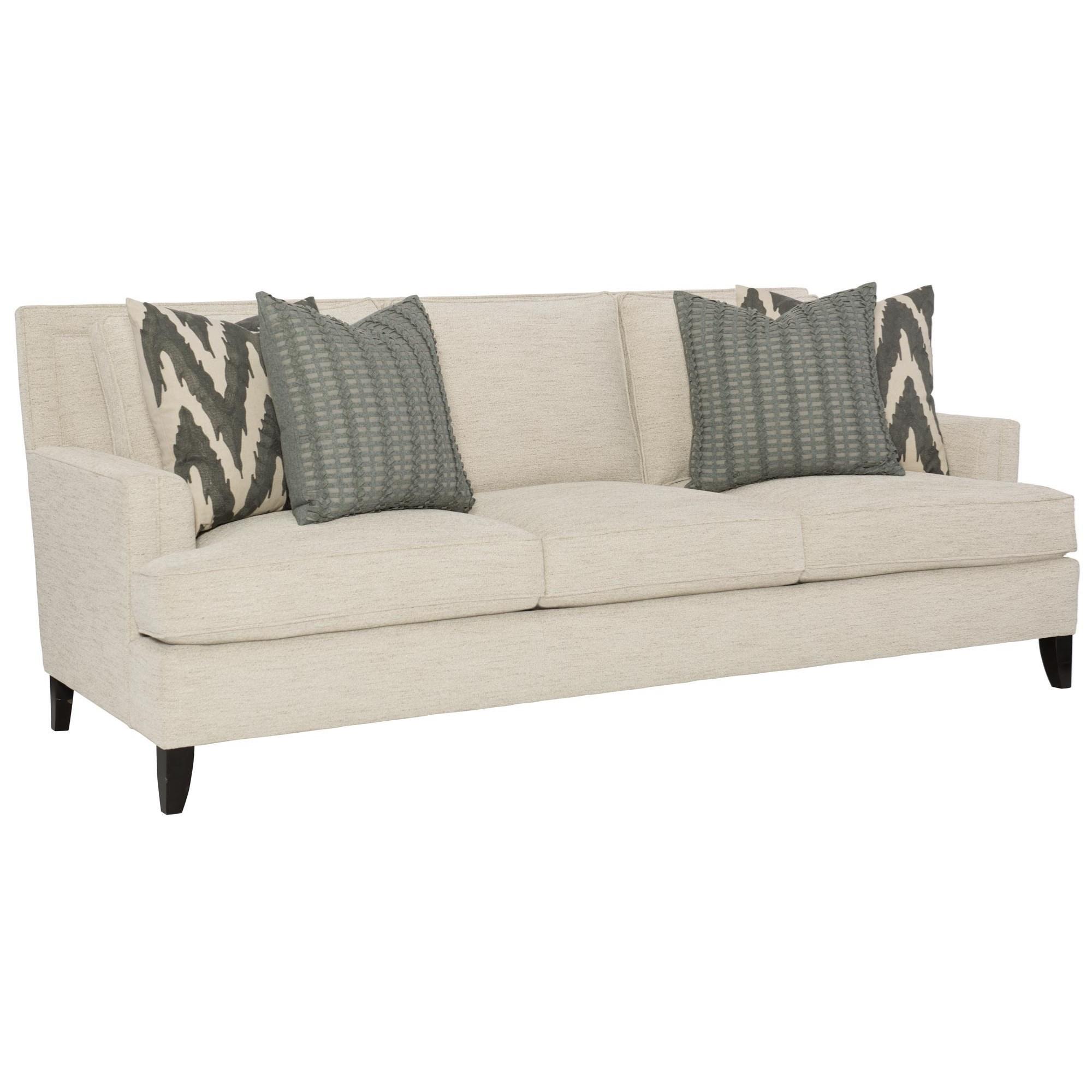 Genial Bernhardt AddisonCasual Styled Sofa ...
