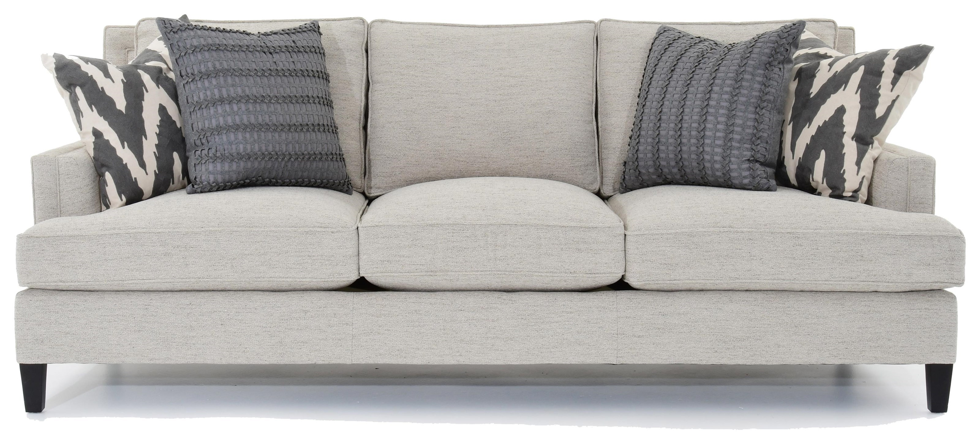 Bernhardt AddisonCasual Styled Sofa ...