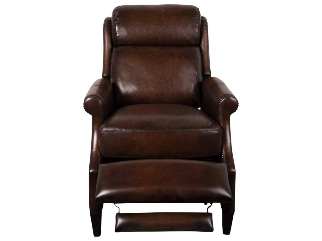 Bernhardt AlbertAlbert Leather Match Power Recliner