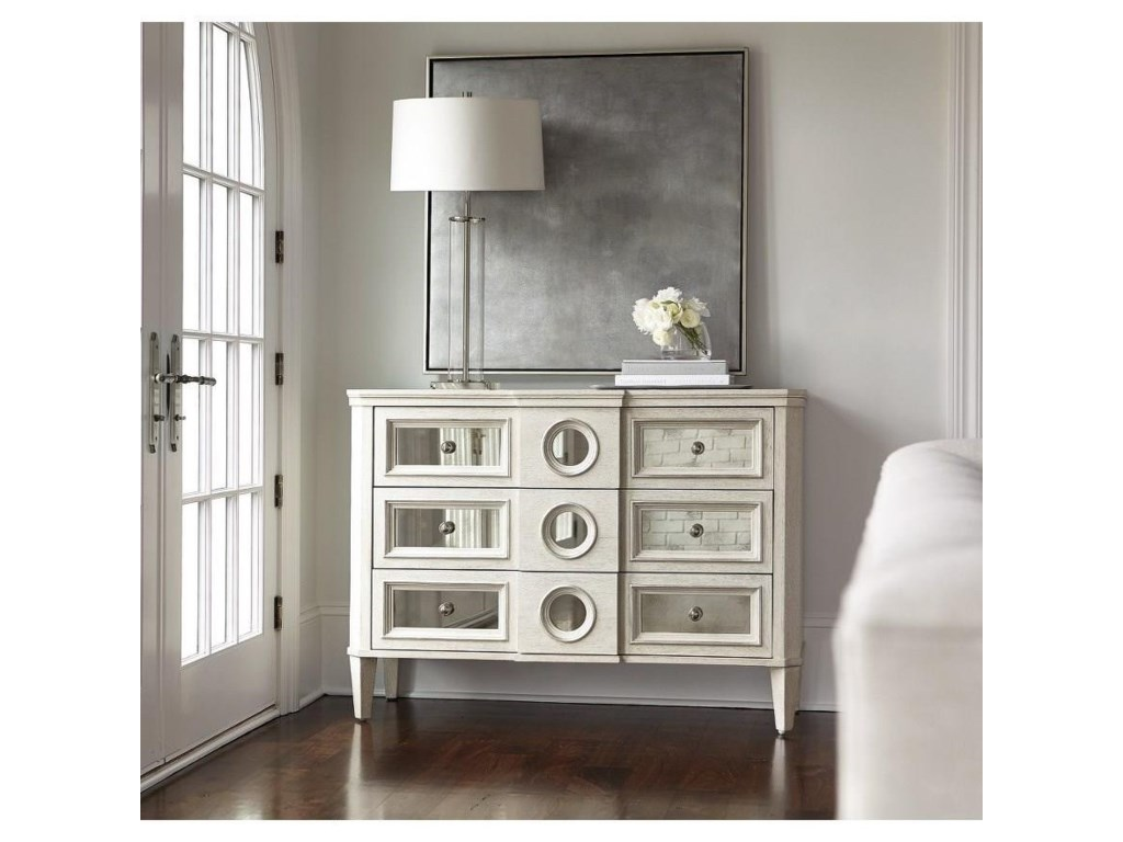 Bernhardt Allure3-Drawer Hall Chest