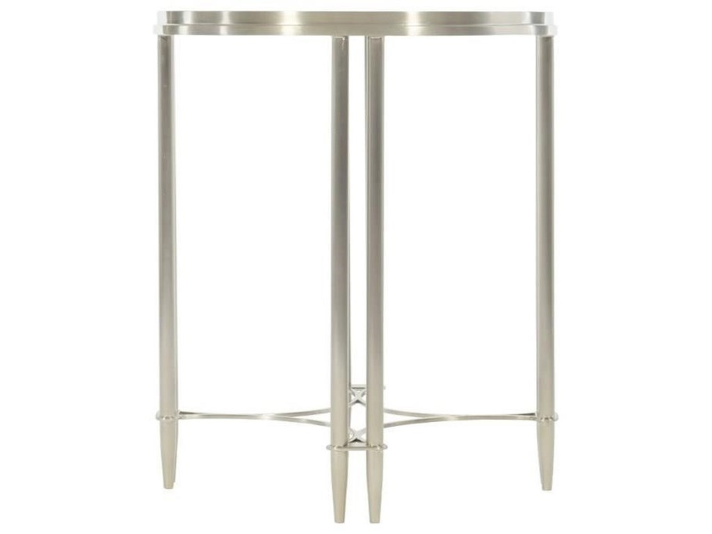 Bernhardt AllureMetal Round Drink Table