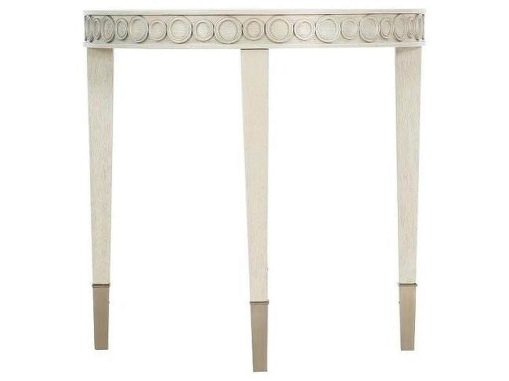 Bernhardt AllureRound Chairside Table