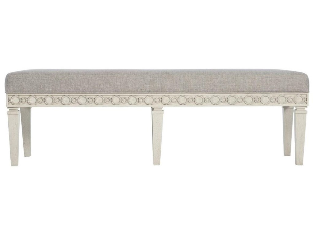 Bernhardt AllureCustomizable Accent Bench