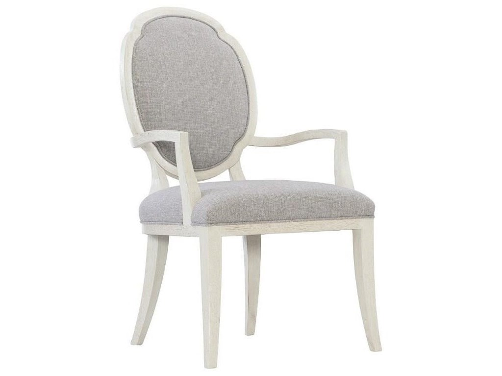 Bernhardt AllureCustomizable Upholstered Arm Chair