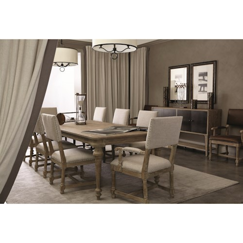 Bernhardt Antiquarian Formal Dining Room Group
