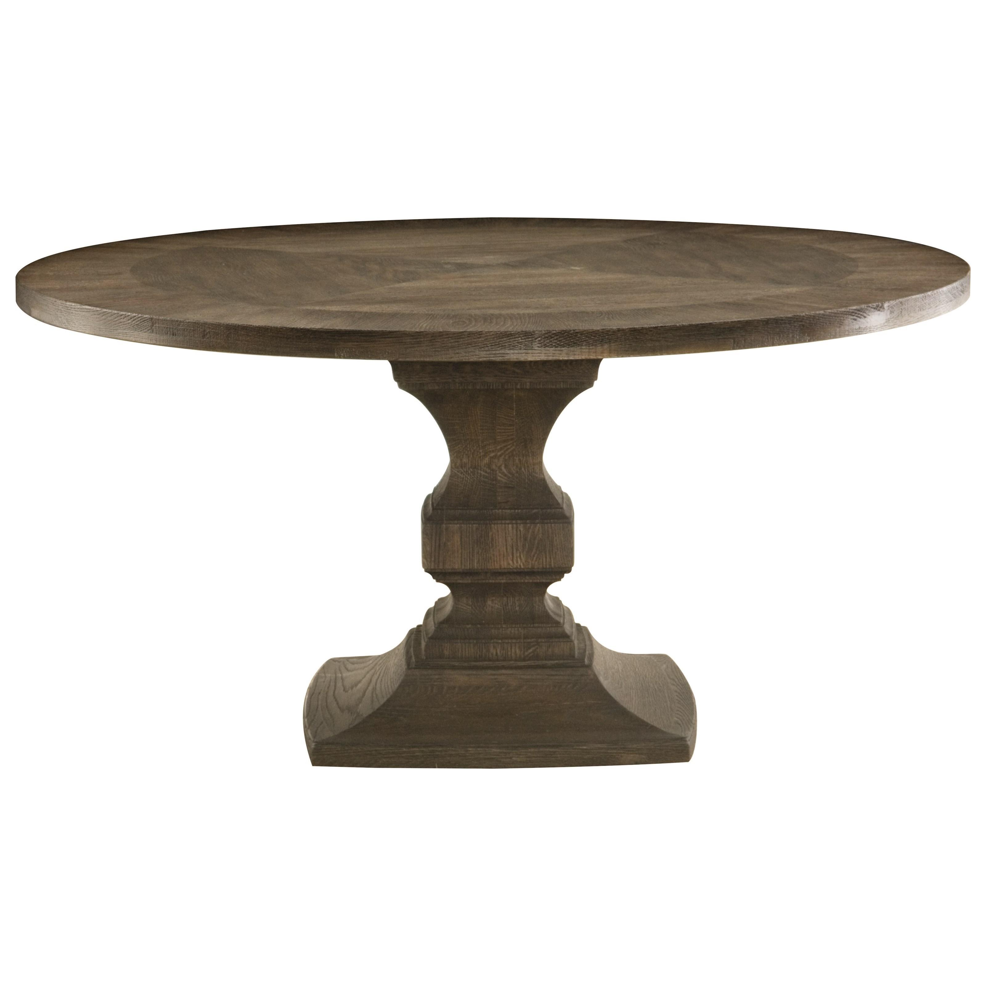 Bernhardt AntiquarianRound Dining Table ...