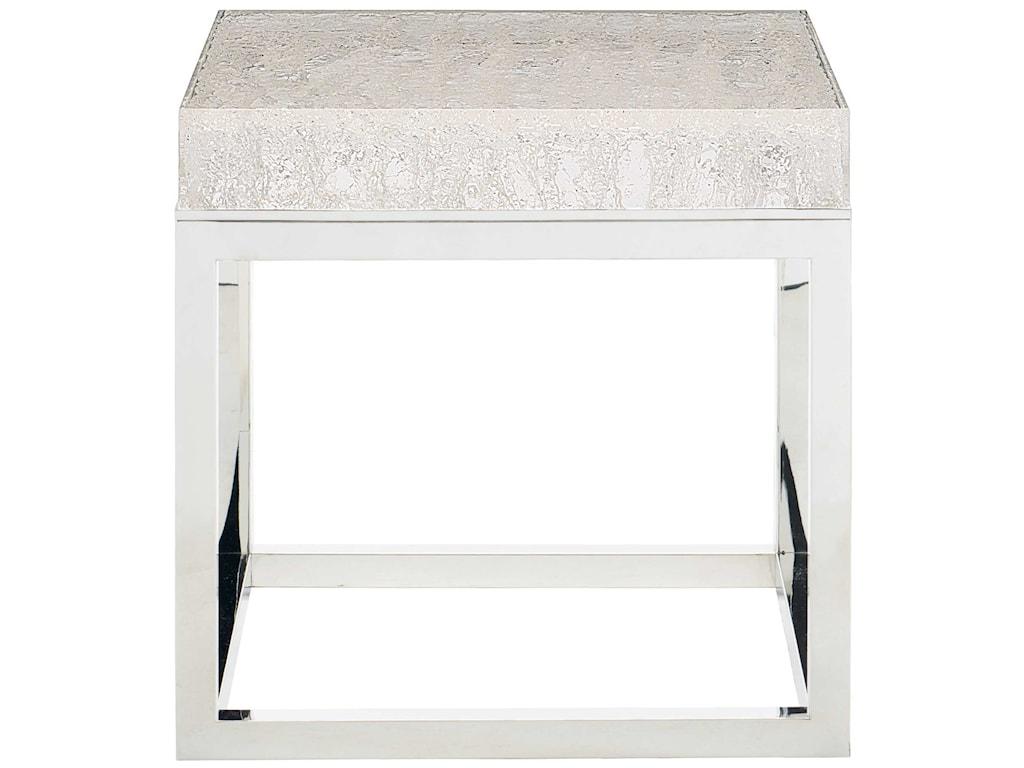 Bernhardt ArcticEnd Table