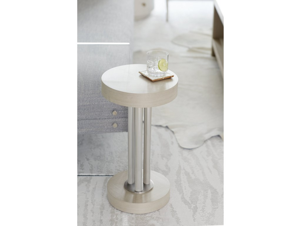 Bernhardt AxiomRound Chairside Table