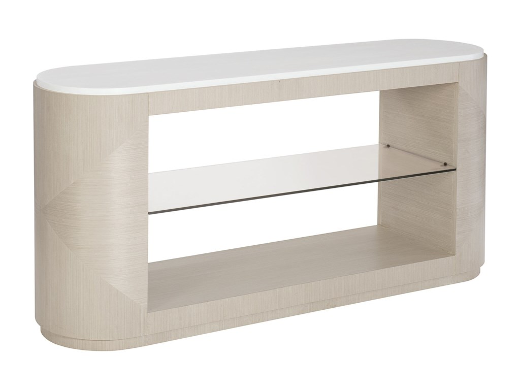 Bernhardt AxiomConsole Table