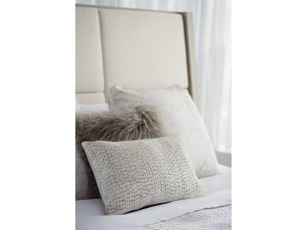 Bernhardt AxiomKing Upholstered Bed