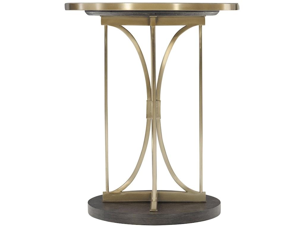 Bernhardt BeaumontRound Drink Table