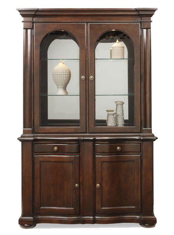 Bernhardt Belmont China Cabinet - Fisher Home Furnishings - China ...