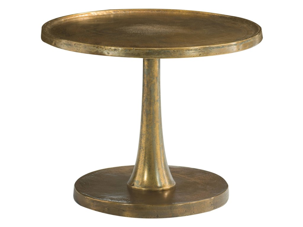 Bernhardt BensonRound Chairside Table