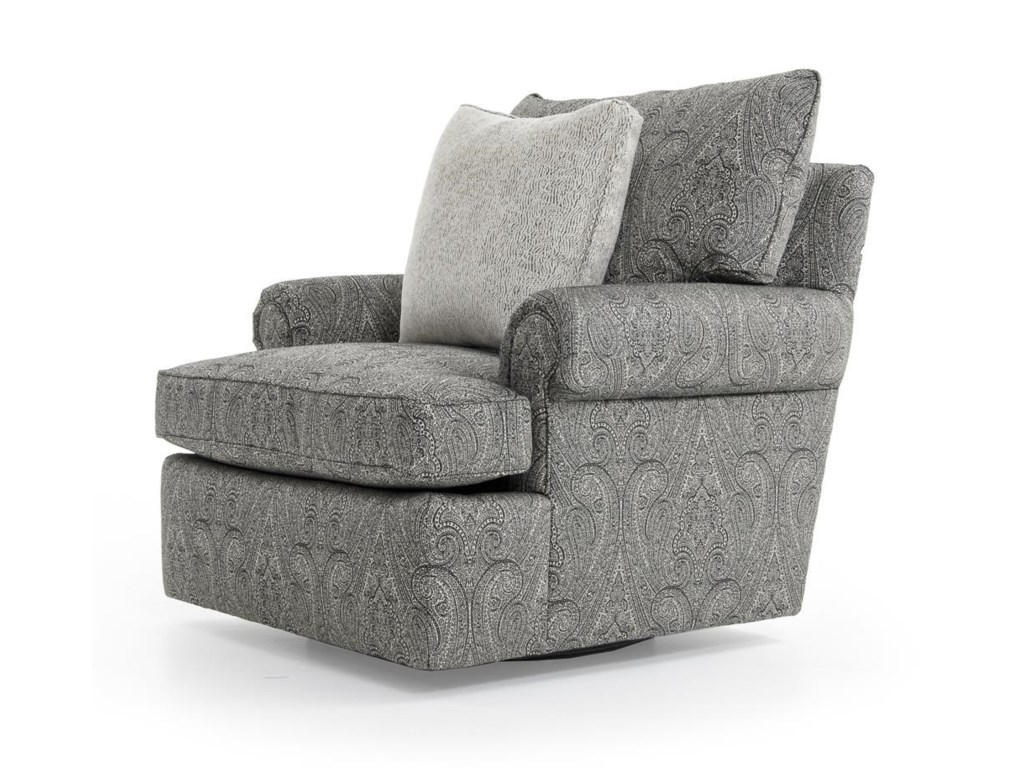 Bernhardt Signature SeatingCustomizable Swivel Chair