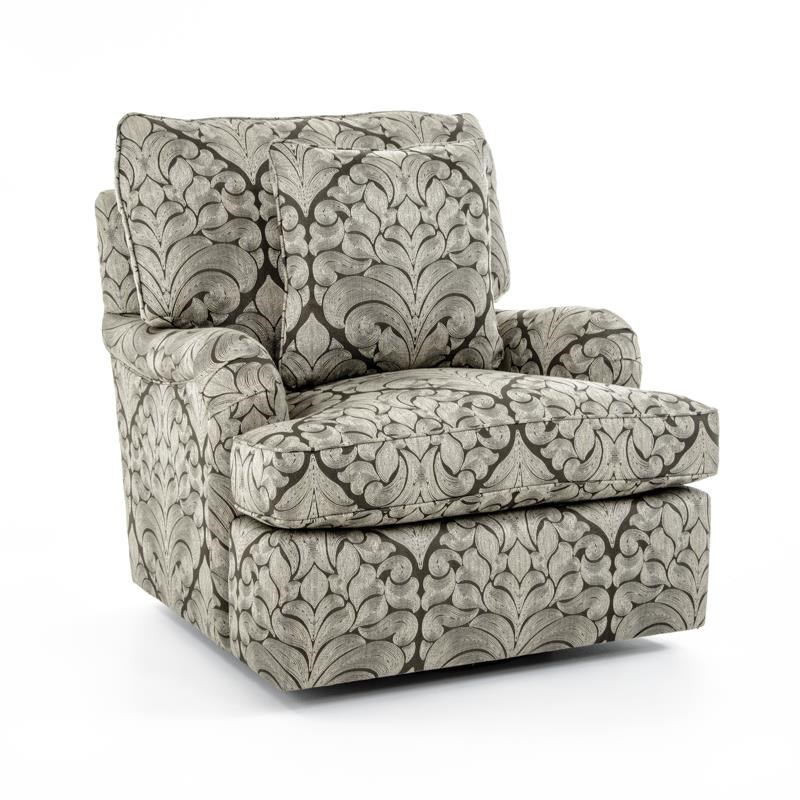 Bernhardt Signature SeatingCustomizable Swivel Chair ...
