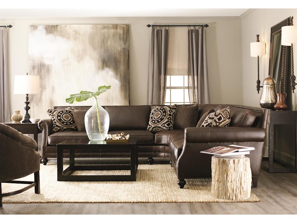 Bernhardt Brae Sectional Sofa