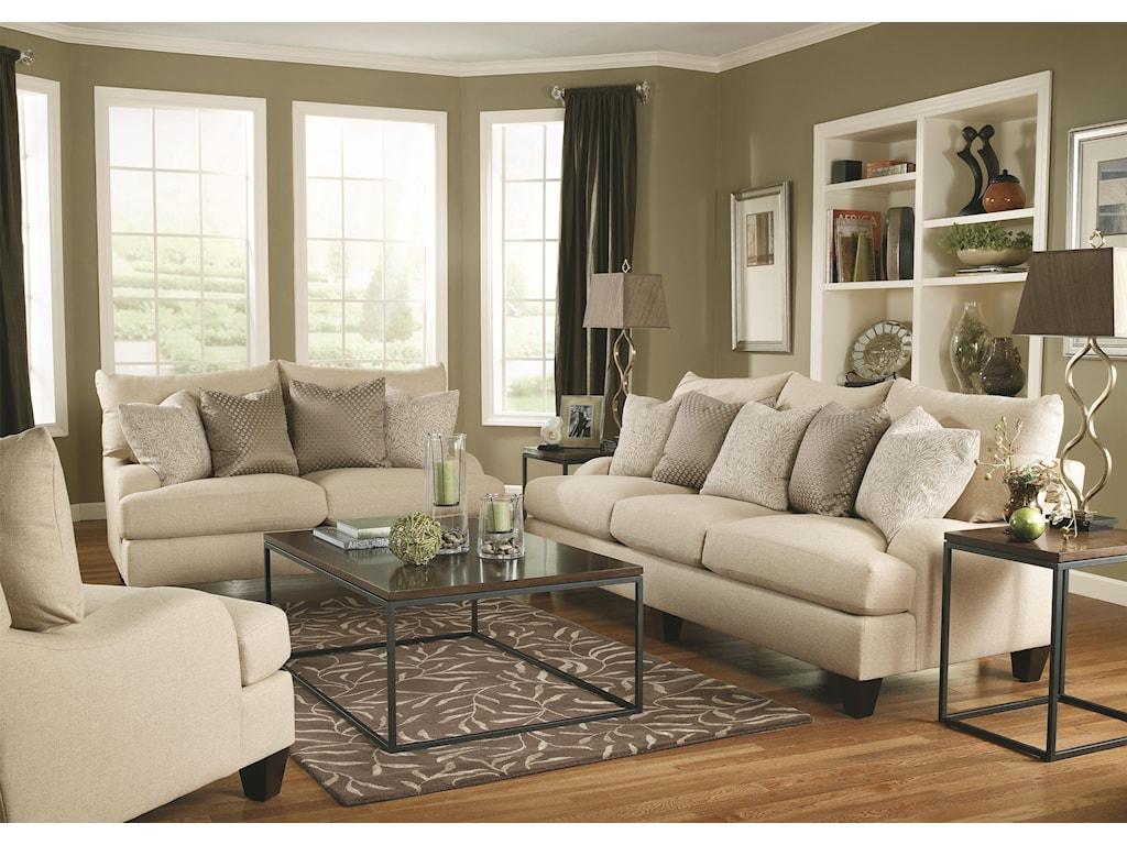 Bernhardt Brooke Upholstered Sofa