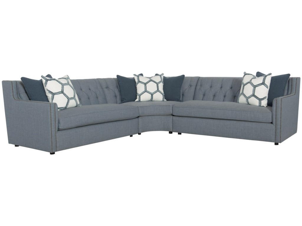 Bernhardt CandaceSectional