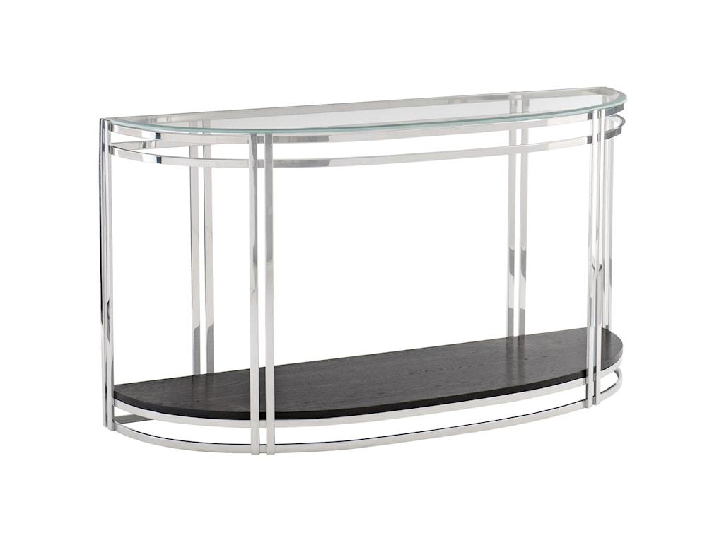 Bernhardt CadenDemilune Console Table