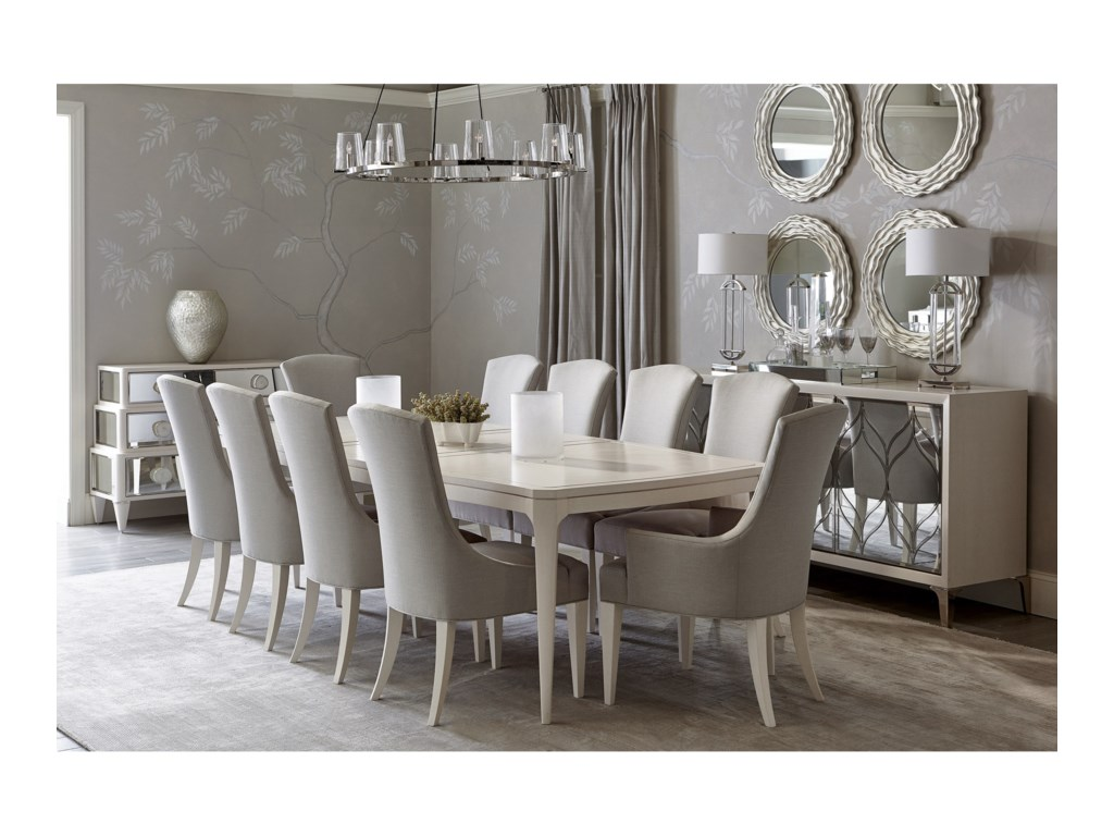 Bernhardt Calista11 Piece Table and Chair Set