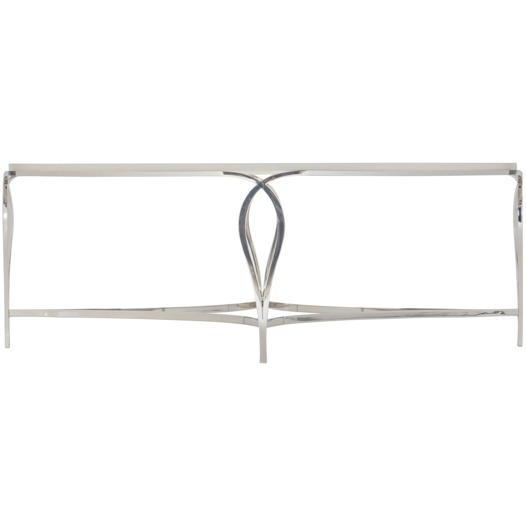 Transitional Demilune Console Table with Metal Base and Wood Top