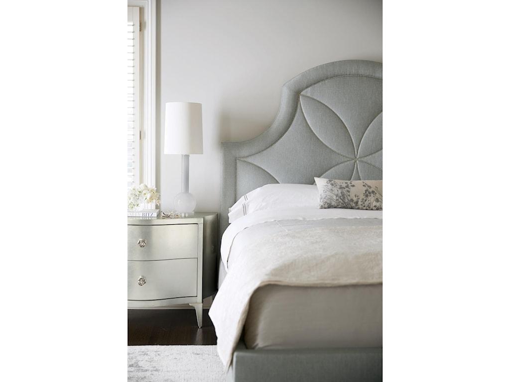 Bernhardt CalistaCustomizable Queen Upholstered Bed