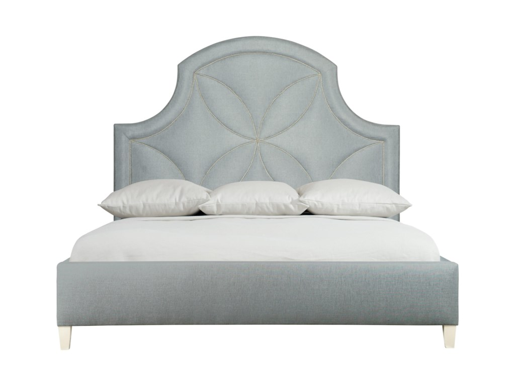 Bernhardt CalistaCustomizable King Upholstered Bed