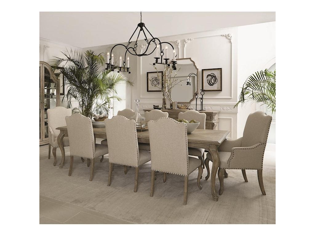 Bernhardt Campania9 Piece Dining Set