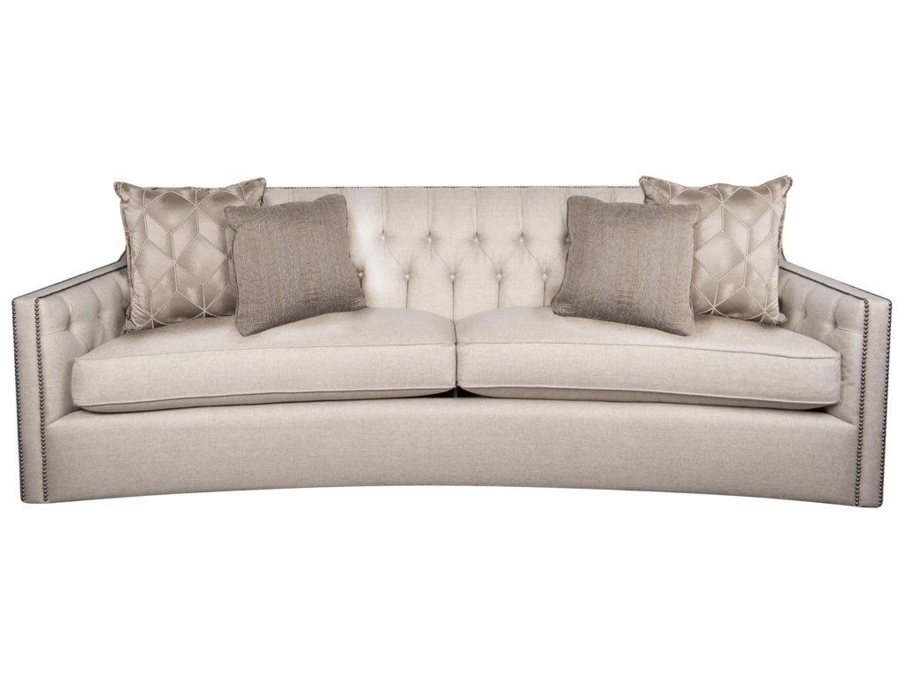 Bernhardt Candacecandace Transitional Sofa