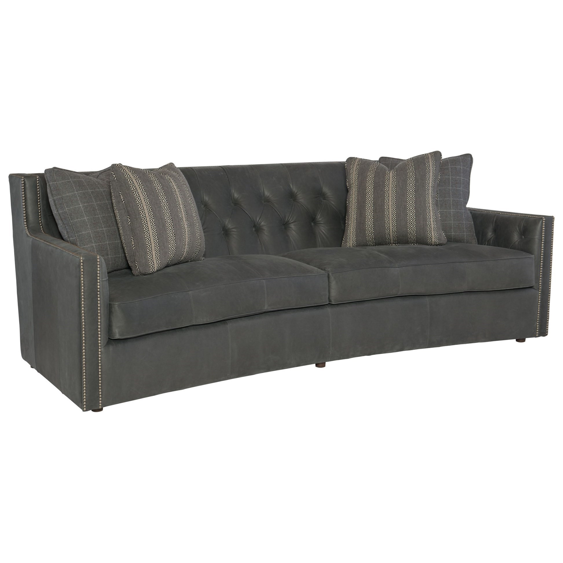 Genial Bernhardt Candace Sofa With Transitional Elegance
