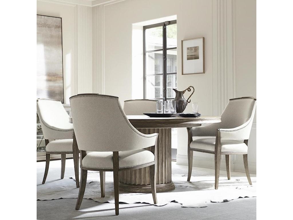 Bernhardt Canyon RidgeRound Dining Table
