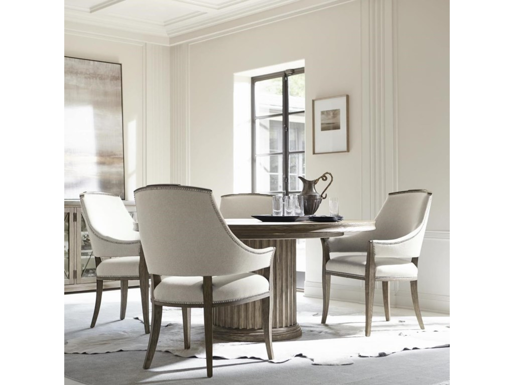 Bernhardt Canyon Ridge5-Piece Table and Chair Set