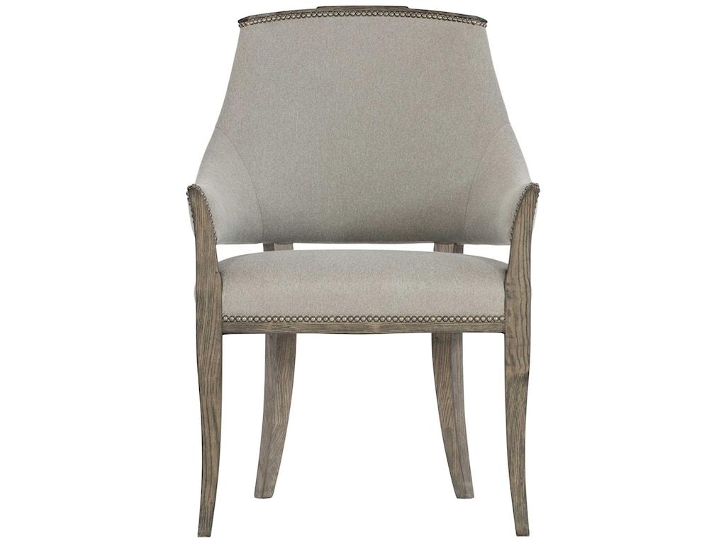 Bernhardt Canyon RidgeCustomizable Upholstered Arm Chair