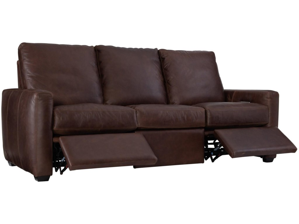 Bernhardt ChurchillPower Motion Sofa