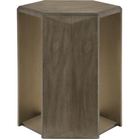Clarendon Chairside Table