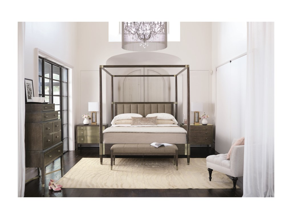 Bernhardt ClarendonKing Bedroom Group