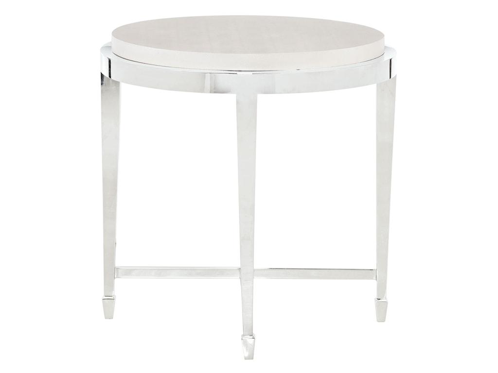 Bernhardt CriteriaRound End Table