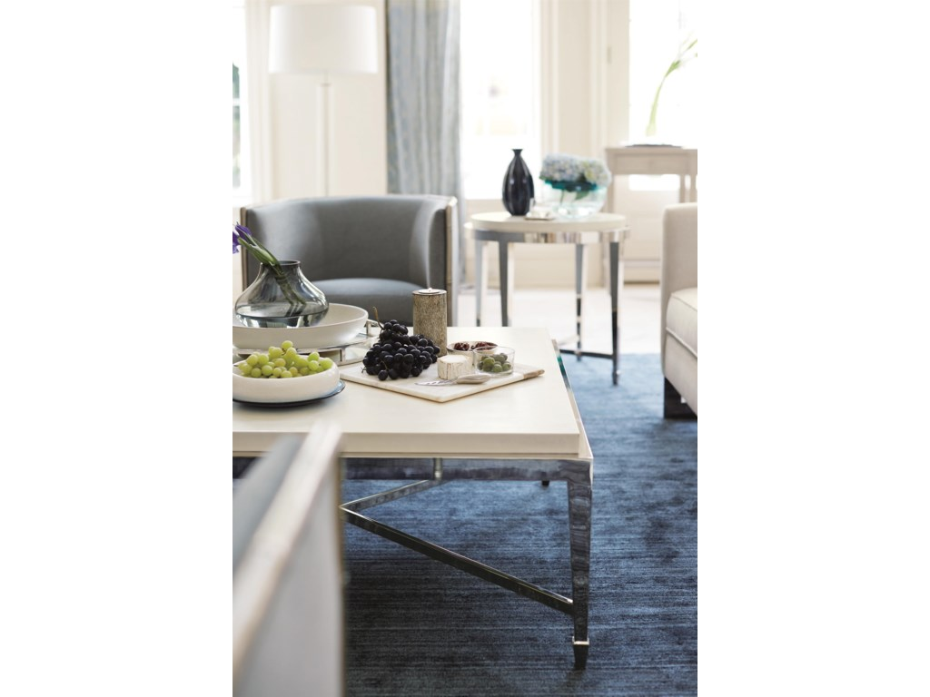 Bernhardt CriteriaRound End Table